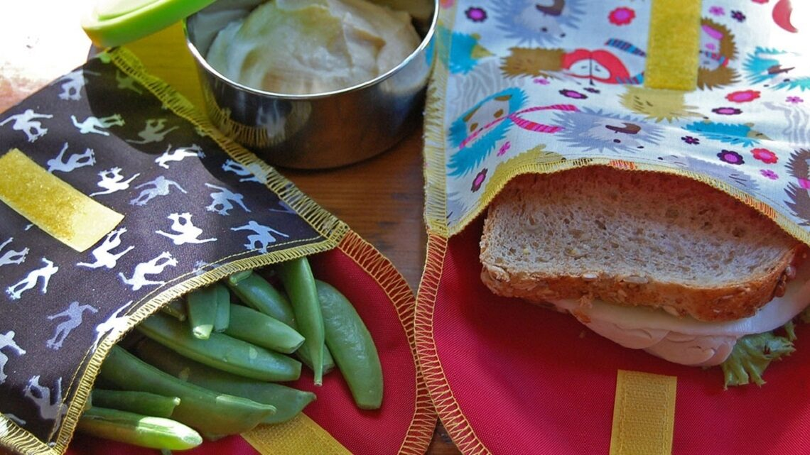 A waste-free school lunch